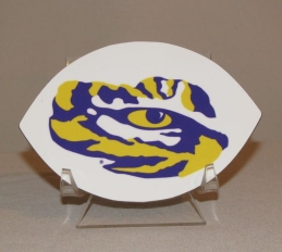 LSU Football Coaster